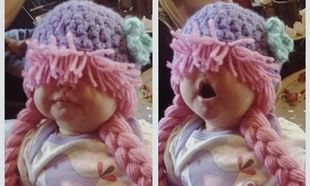 Το απίθανο μωρό της Holly Madison