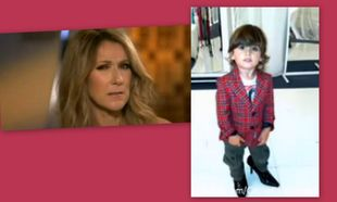 Celine Dion: «Ο γιος μου περπατάει καλύτερα με τακούνια από μένα»