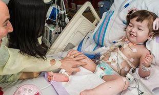 Ιατρικό θαύμα: Μικρή που γεννήθηκε χωρίς τραχεία, απέκτησε με βλαστικά κύτταρα!