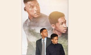 Η πρεμιέρα της ταινίας του Jaden Smith με τον διάσημο πατέρα του Will Smith!