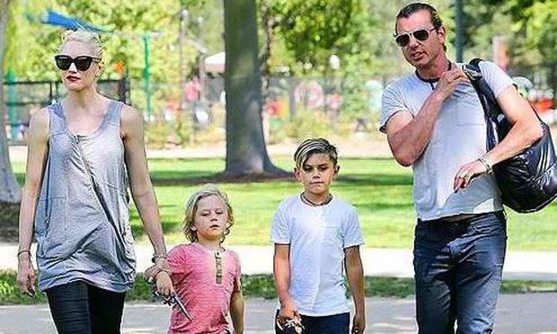 Το οικογενειακό φωτογραφικό άλμπουμ τη Gwen Stefani!