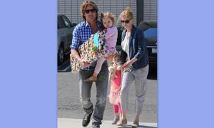 Nicole Kidman-Keith Urban: Σε παιδικό πάρτι με τις κόρες τους! (φωτό)