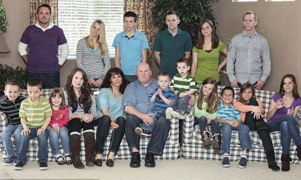 Απίστευτο: Περιμένουν το 17ο παιδί τους!