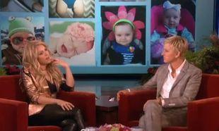 Shakira: «Η γέννα δεν είναι τόσο ειδυλλιακή όσο κάποιοι την κάνουν να δείχνει» (video)