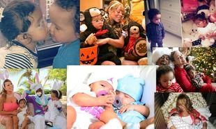 Το πιο γλυκό οικογενειακό άλμπουμ της Mariah Carey! (φωτό)