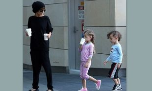 Nicole Richie: Οικογενειακώς στην Αυστραλία για να στηρίξουν τον μπαμπά Joel Madden (φωτό)