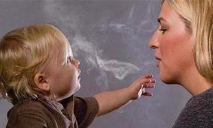 Αυξημένα τα προβλήματα υγείας για παιδιά που εκτίθενται σε παθητικό κάπνισμα!