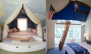 Τα πιο απίθανα παιδικά δωμάτια που έχετε δει! Πάρτε ιδέες! (φωτό)