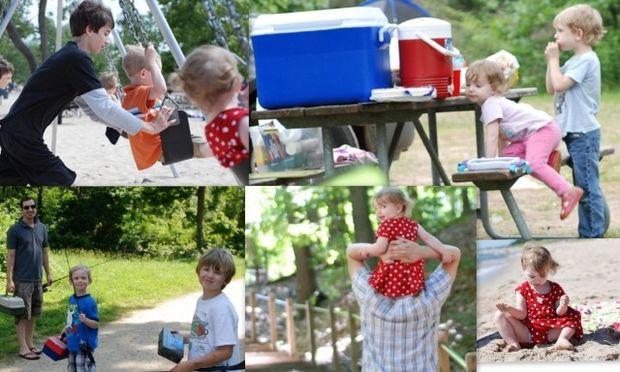 Πέντε απλές απολαύσεις του καλοκαιριού που κάθε παιδί πρέπει να γευτεί!