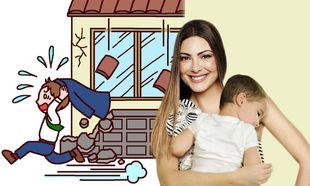 Despoina's little stories: «Πρώτη φορά σεισμός με την μικρή στο σπίτι…»