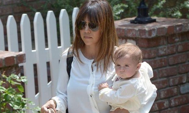 Κούρτνει Καρντασίαν: Σε baby class με την κόρη της!
