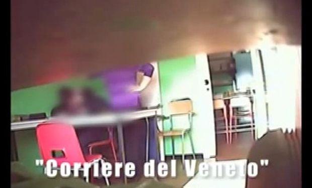 Σοκαριστικές εικόνες: Καθηγήτριες βασάνιζαν αυτιστικό παιδί μέσα στην τάξη!