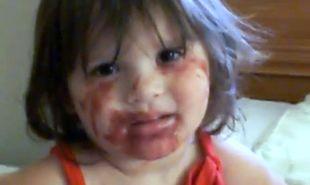 Βίντεο: Όχι, δεν είναι κακοποιημένο κοριτσάκι! Κάτι άλλο της συμβαίνει…