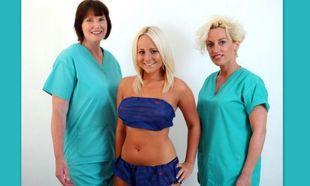 Δύο νοσοκόμες εφηύραν τα χειρουργικά ρούχα που θα απαλλάξουν τις μέλλουσες μαμάδες από την ντροπή!