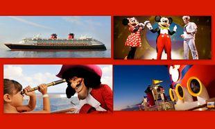 Το μαγικό πλοίο του Μίκι Μάους «έδεσε» στον Πειραιά και σας το παρουσιάζουμε! (φωτογραφίες και βίντεο)