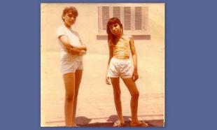 Το παιδικό φωτογραφικό άλμπουμ της Καίτης Γαρμπή