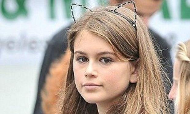 Είναι η κόρη πασίγνωστου supermodel αλλά η διάσημη μαμά της δεν θέλει να ασχοληθεί η κόρη της με το modeling