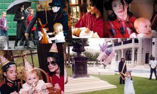 Σπάνιο φωτογραφικό υλικό και βίντεο από τη ζωή του Μάικλ Τζάκσον με τα παιδιά του!