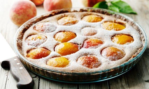 Συνταγή για ζουμερά και γλυκά πιτάκια με ροδάκινο!