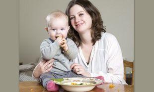 Το μωρό μου δεν τρώει την στερεή τροφή του. Τι να κάνω;