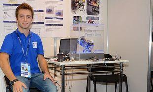 Αυτός είναι ο 17χρονός Έλληνας φιναλίστ σε επιστημονικό διαγωνισμό της Google!
