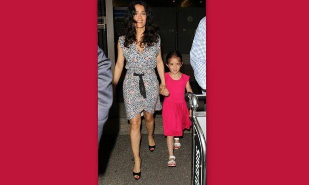Σάλμα Χάγιεκ: Με την κόρη της στην Εβδομάδα μόδας στο Παρίσι!