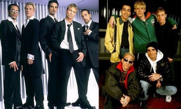 Τι κάνουν σήμερα τα αγόρια του θρυλικού γκρουπ Backstreet Boys;