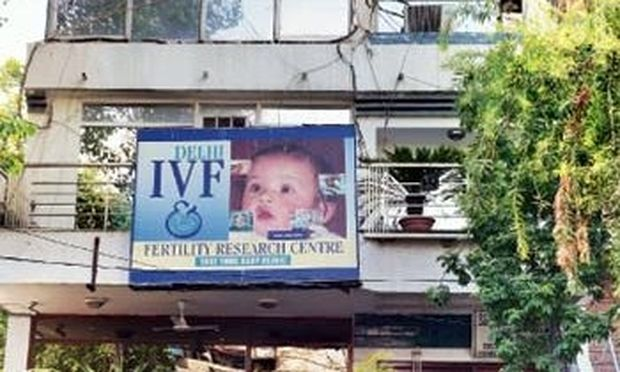 Πάνω από 500 γεννήσεις παιδιών στο Δελχί από εξωσωματικές!