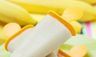 Συνταγή για λαχταριστό παγωτό μπανάνα!