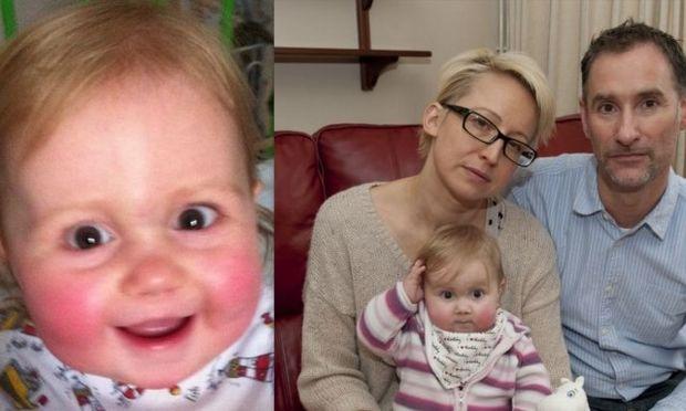 Γεννήθηκε χωρίς ανοσοποιητικό σύστημα και παλεύει για να ζήσει!