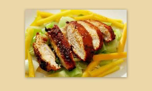 Συνταγή για μυρωδάτο κοτόπουλο με πάπρικα!