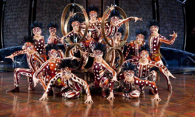 To Cirque Du Soleil επιστρέφει με το περίφημο «DRALION»
