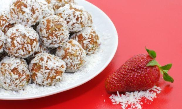Συνταγή για λαχταριστά γλυκάκια καρύδας!