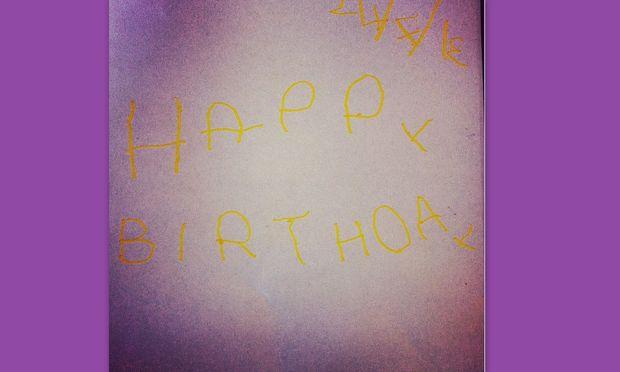 H έκπληξη του γιου της Ελλης Κοκκίνου για τα σημερινά της γενέθλια! (φωτογραφία)
