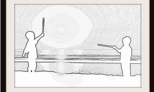 Το παραμύθι της εβδομάδας: Ο «Κύριος Ξεφτέρης» που δεν ήξερε ρακέτες!