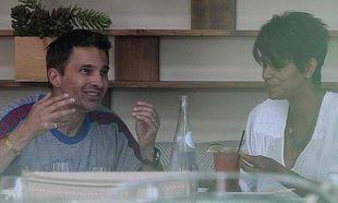 Χάλι Μπέρι – Ολιβιέ Μαρτίνεζ: Επίσημο γεύμα μετά τον γάμο τους! (εικόνες )