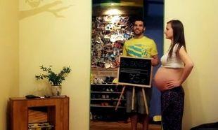 Εννέα μήνες εγκυμοσύνης σε δύο λεπτά! (βίντεο)
