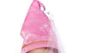 Φτιάξτε πανεύκολα ένα υπέροχο πριγκιπικό καπέλο για την κόρη σας!