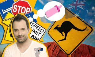 Fathers mayday: «Οι περιπέτειες του Γιώργου Λιανού στην Αυστραλία!» (φώτος & βίντεο)