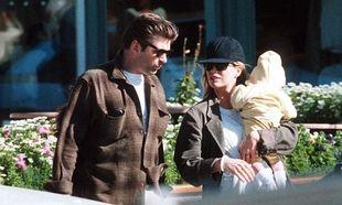 Άλλοτε ευτυχισμένες στιγμές της Άιρλαντ Μπάλντουιν με τους διάσημους γονείς της (φωτογραφίες)