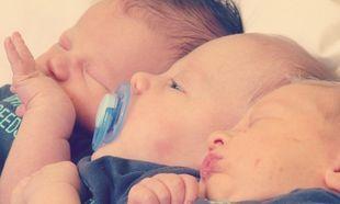 Απίστευτο! Τρεις αδελφές γέννησαν τον ίδιο μήνα!