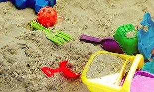 Δημιουργικά παιχνίδια στην παραλία!