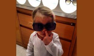 Το χαριτωμένο κοριτσάκι με τα γυαλιά ανήκει στην...