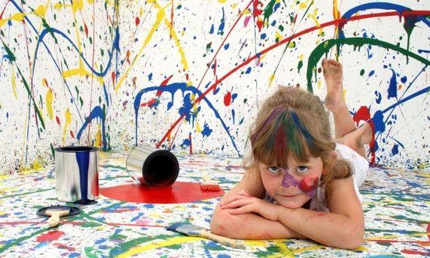 Μην πετάτε τις ζωγραφιές των παιδιών σας! Φτιάξτε ένα πολύτιμο βιβλίο!