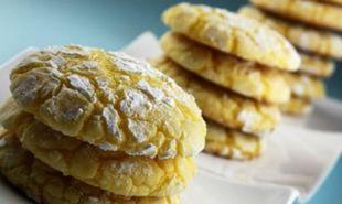 Συνταγή για μυρωδάτα κουλουράκια λεμονιού!