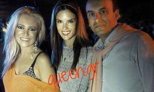 Το ζευγάρι που ομορφαίνει τον κόσμο μαζί με την πανέμορφη Alessandra Ambrosio..