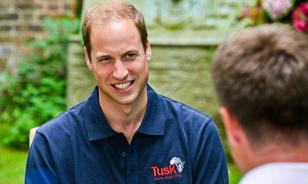 O πρίγκιπας Γουίλιαμ μιλάει για τις αϋπνίες και τις αλλαγές πάνας στον γιο του!