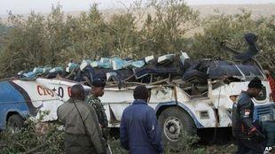 Τραγικό δυστύχημα στην Κένυα. Παιδιά ανάμεσα στα θύματα (εικόνες)