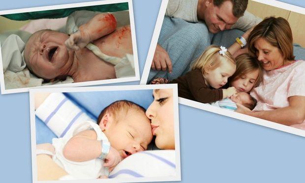 4+1 συμβουλές με χιούμορ στους γονείς που ανεβάζουν φωτογραφίες των νεογέννητών τους στα social media!
