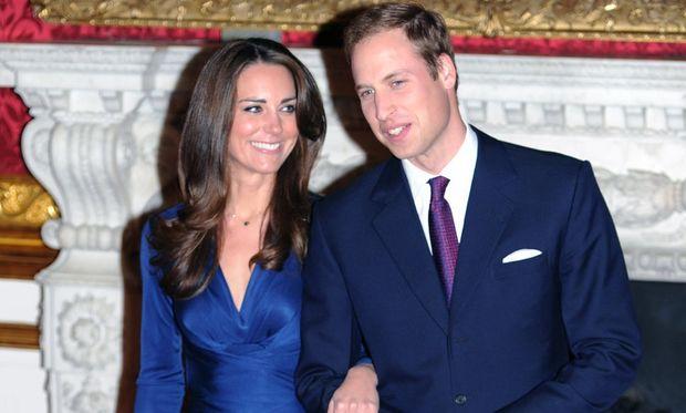 Βρέθηκε νονός για το πριγκιπικό μωρό!